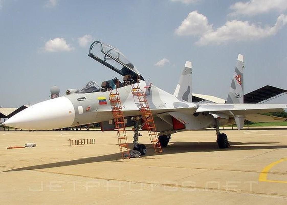 Vi sao Su-30MK2 Venezuela phai 'nam dat' hang loat khi con rat moi?-Hinh-2