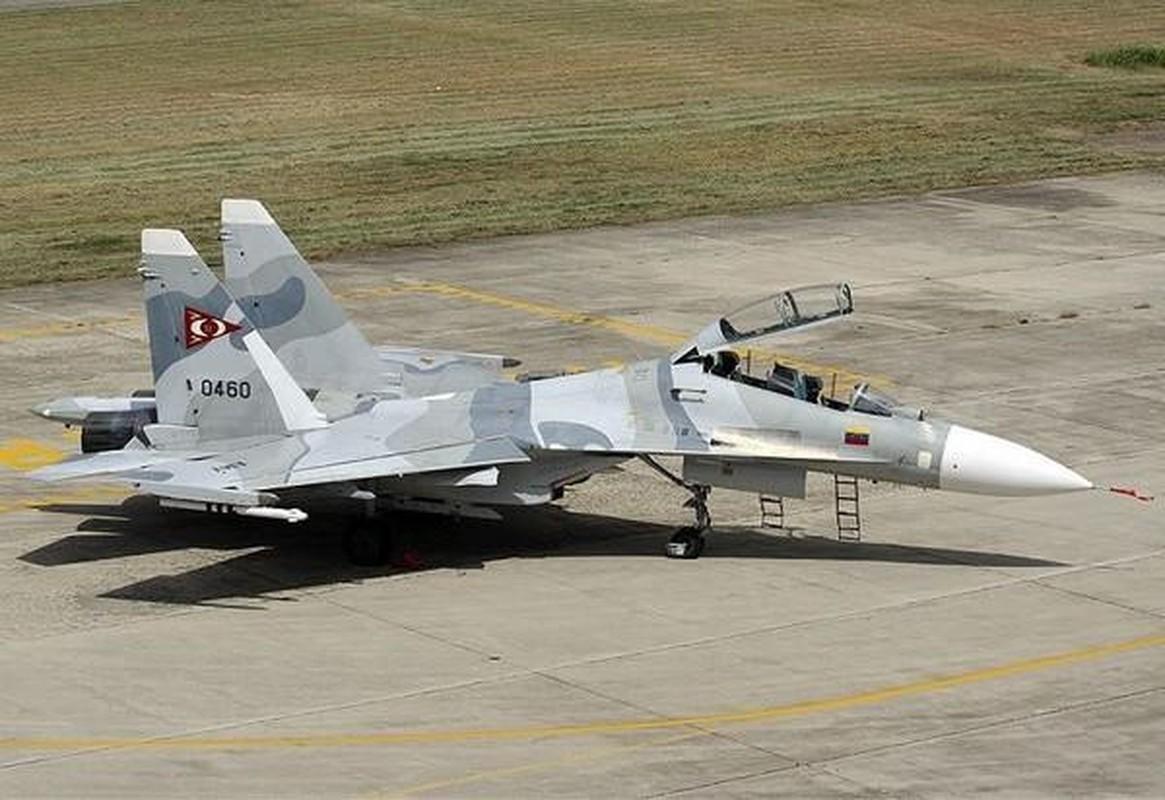 Vi sao Su-30MK2 Venezuela phai 'nam dat' hang loat khi con rat moi?-Hinh-3