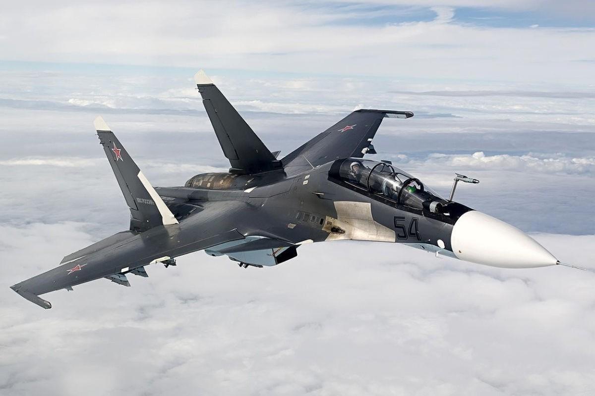 Hang loat Su-30SM cua Nga san sang o bien gioi-Hinh-10