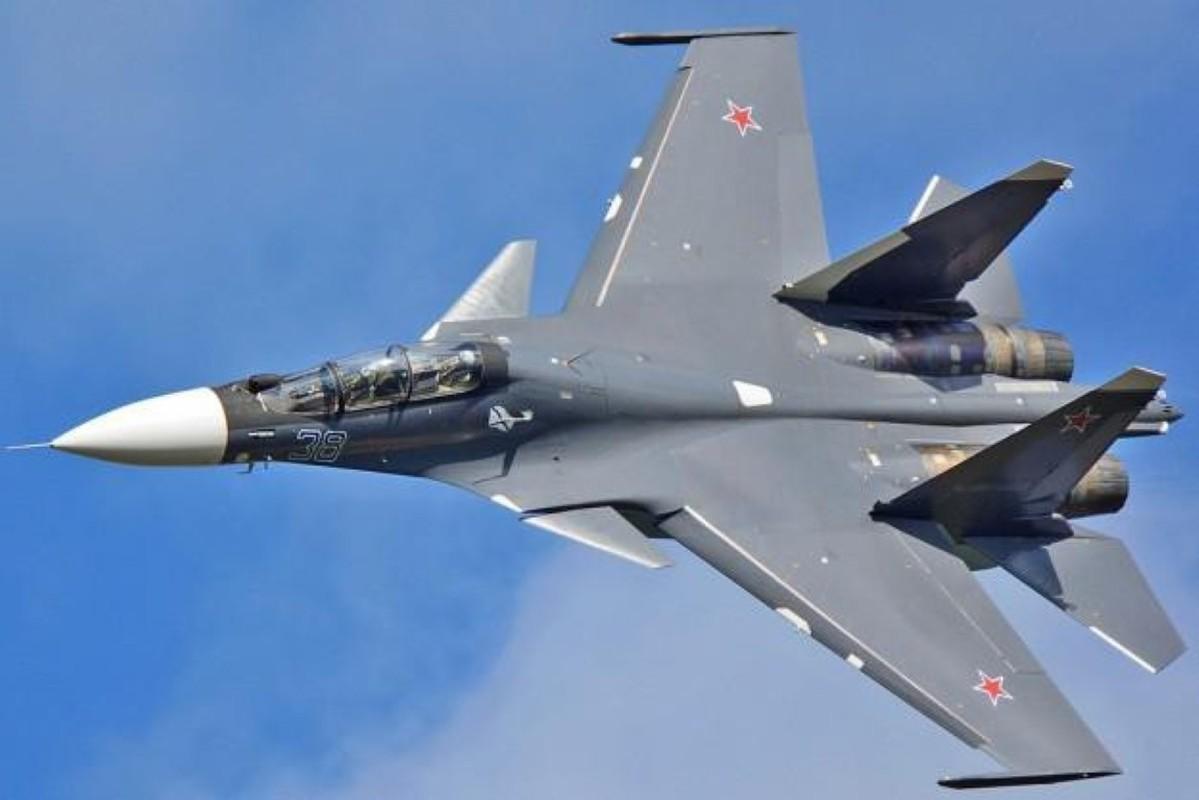 Hang loat Su-30SM cua Nga san sang o bien gioi-Hinh-11