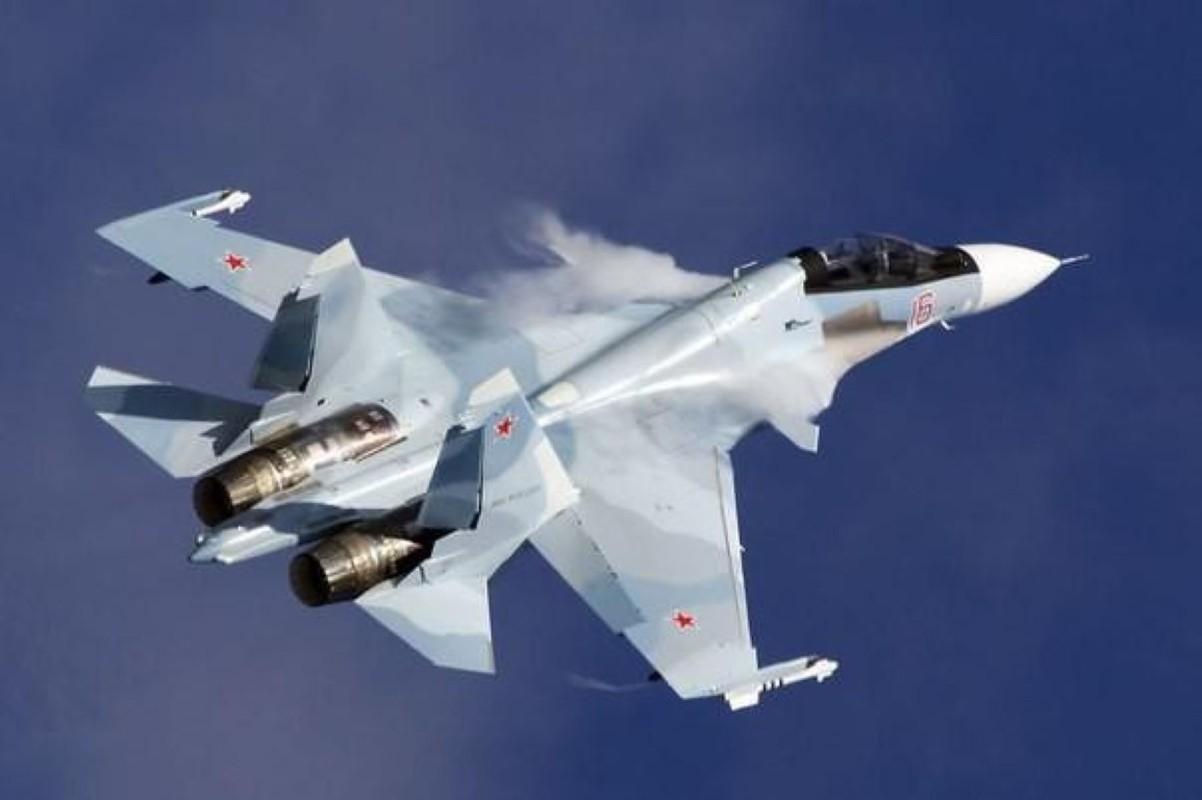 Hang loat Su-30SM cua Nga san sang o bien gioi-Hinh-12