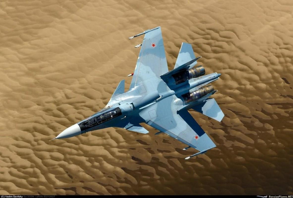 Hang loat Su-30SM cua Nga san sang o bien gioi-Hinh-13