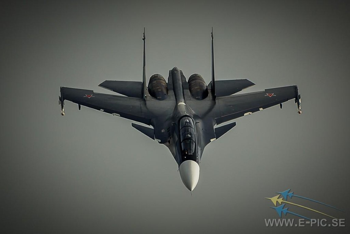 Hang loat Su-30SM cua Nga san sang o bien gioi-Hinh-15