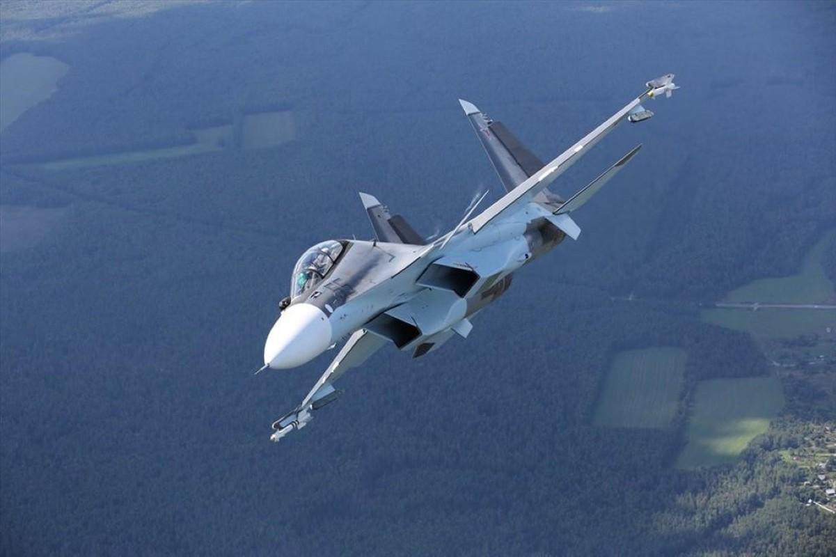 Hang loat Su-30SM cua Nga san sang o bien gioi-Hinh-16