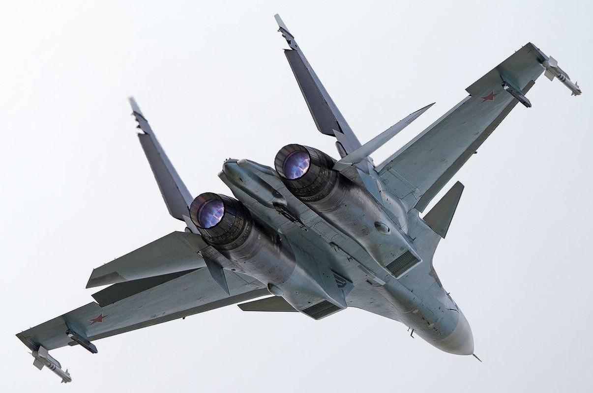 Hang loat Su-30SM cua Nga san sang o bien gioi-Hinh-21