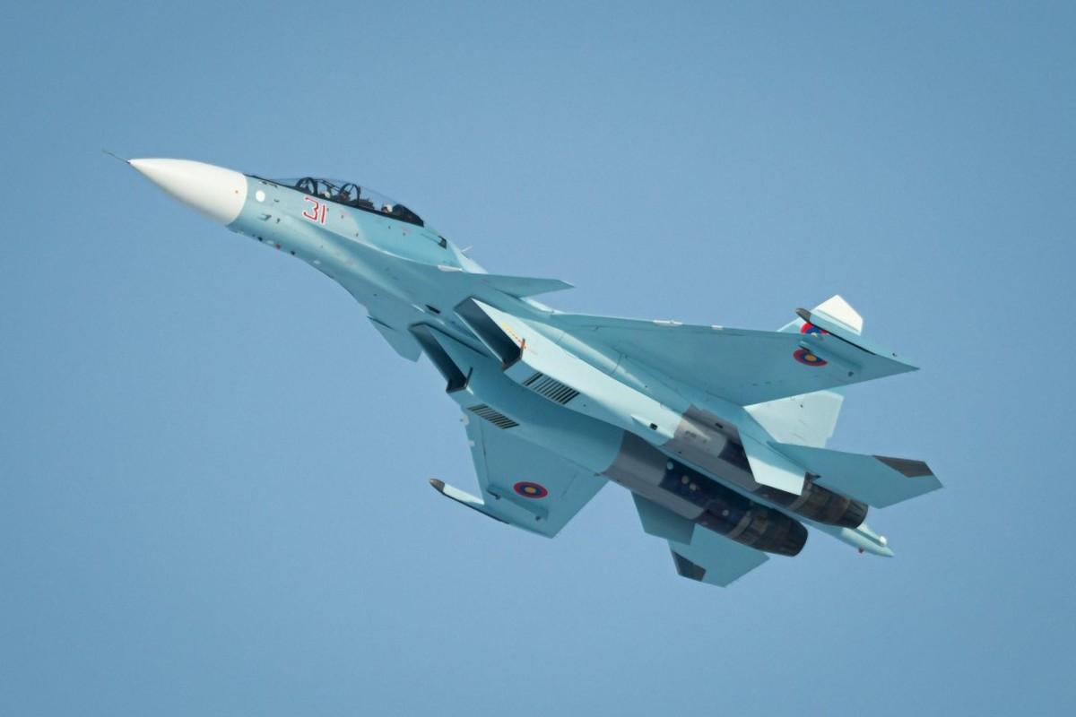 Hang loat Su-30SM cua Nga san sang o bien gioi-Hinh-22