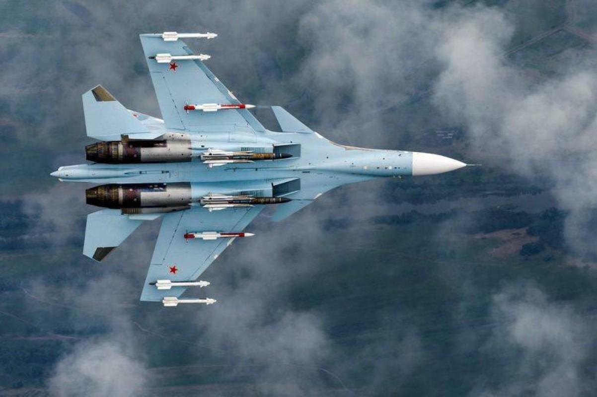 Hang loat Su-30SM cua Nga san sang o bien gioi-Hinh-24