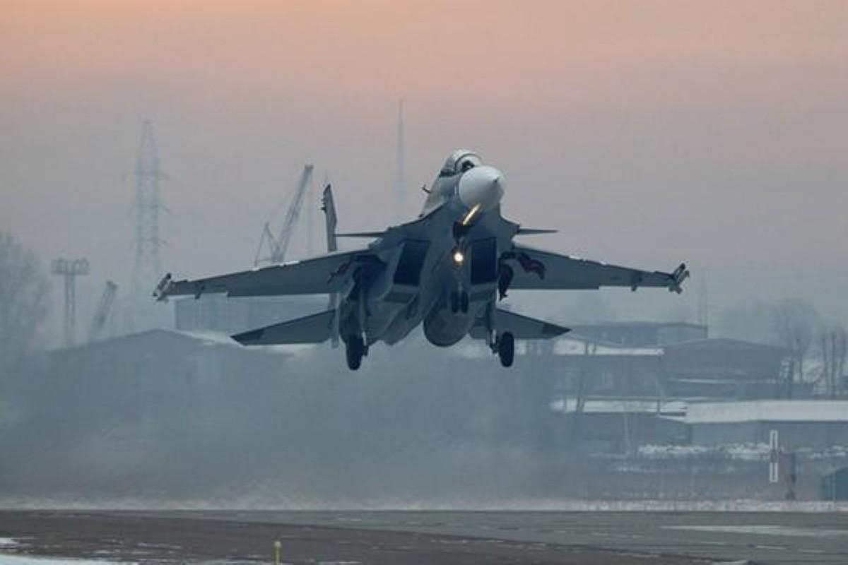 Hang loat Su-30SM cua Nga san sang o bien gioi-Hinh-3