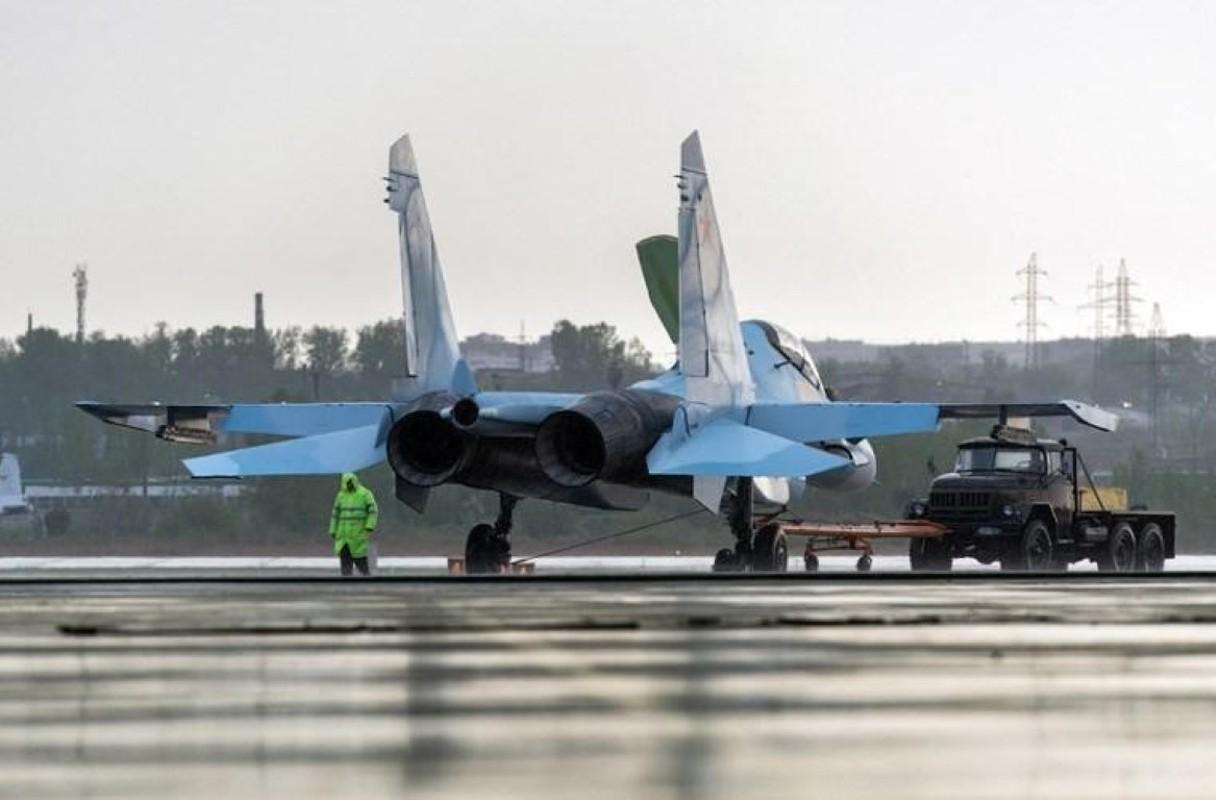 Hang loat Su-30SM cua Nga san sang o bien gioi-Hinh-4