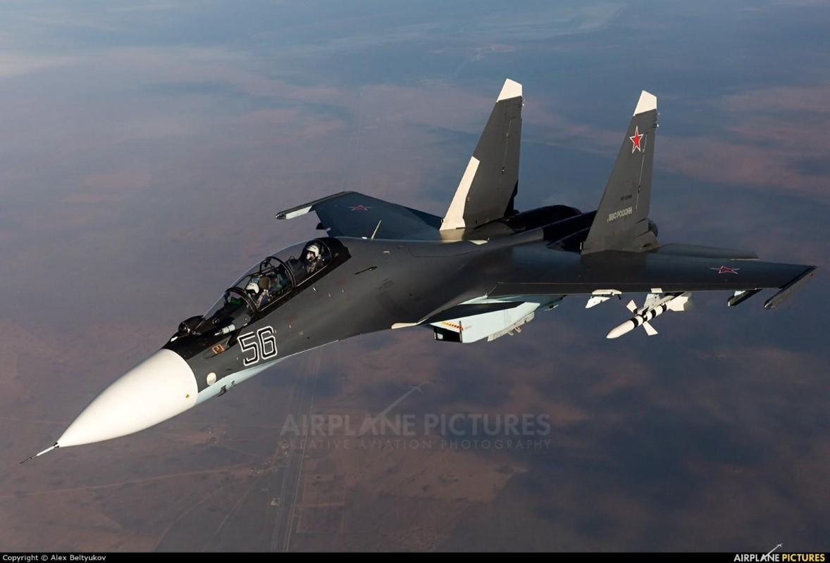 Hang loat Su-30SM cua Nga san sang o bien gioi-Hinh-5