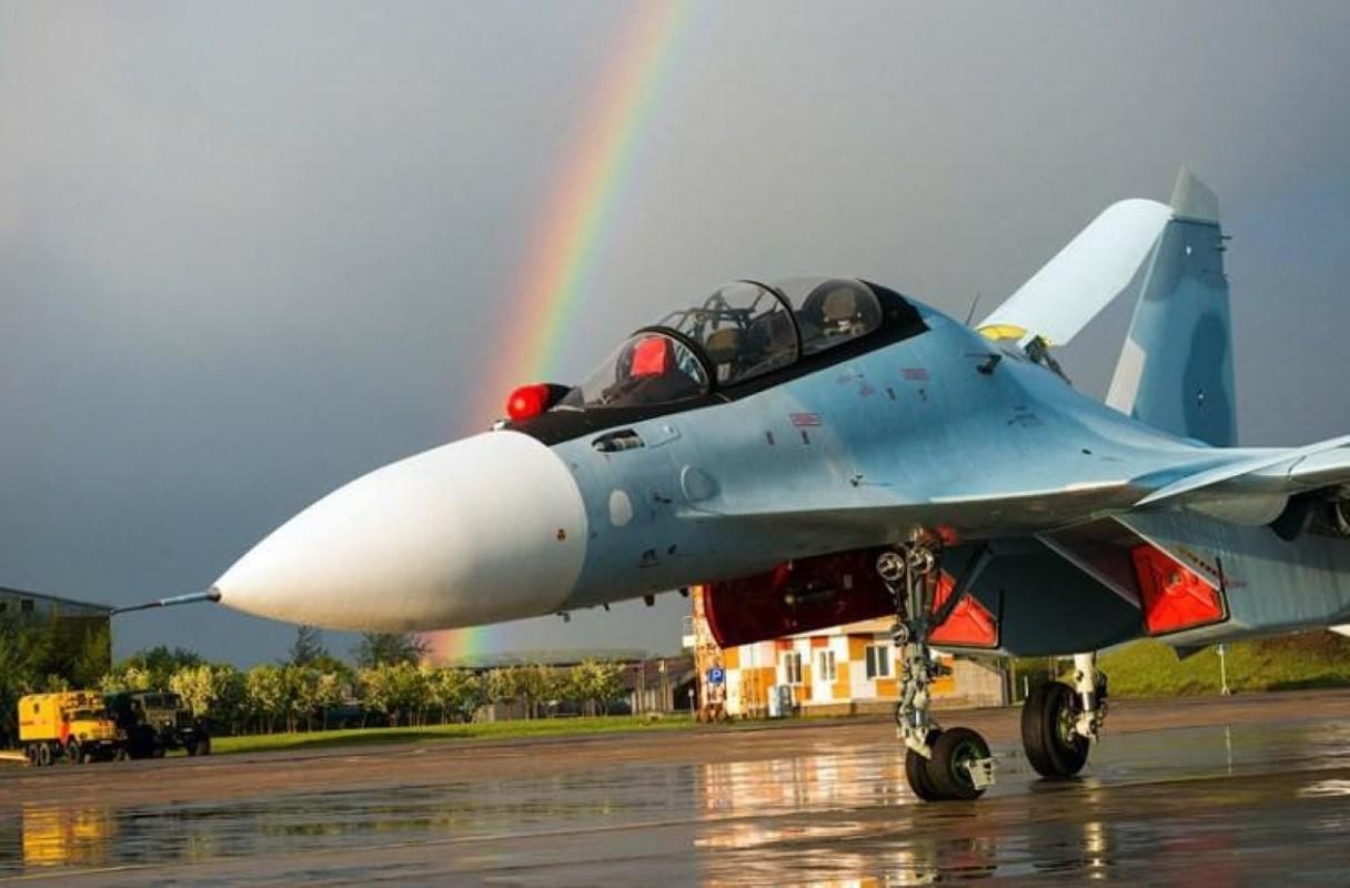 Hang loat Su-30SM cua Nga san sang o bien gioi-Hinh-7