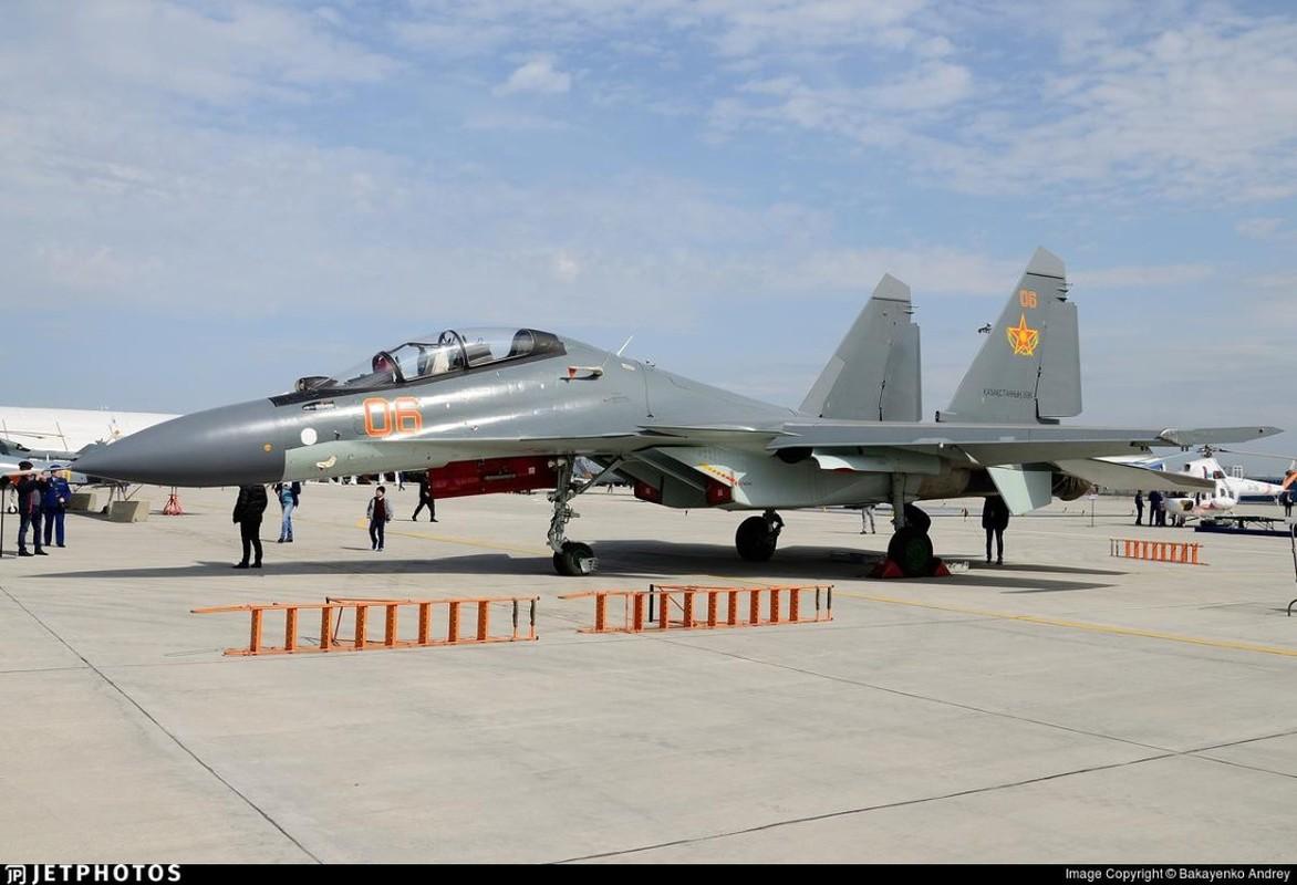 He lo nguyen nhan gap nan day bat ngo cua tiem kich Su-30SM Kazakhstan