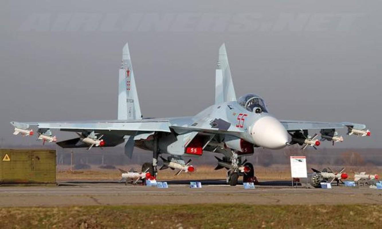 Khong can Su-30/35, chi can Su-27SM3 Nga da vuot troi khong quan Ukraine-Hinh-4