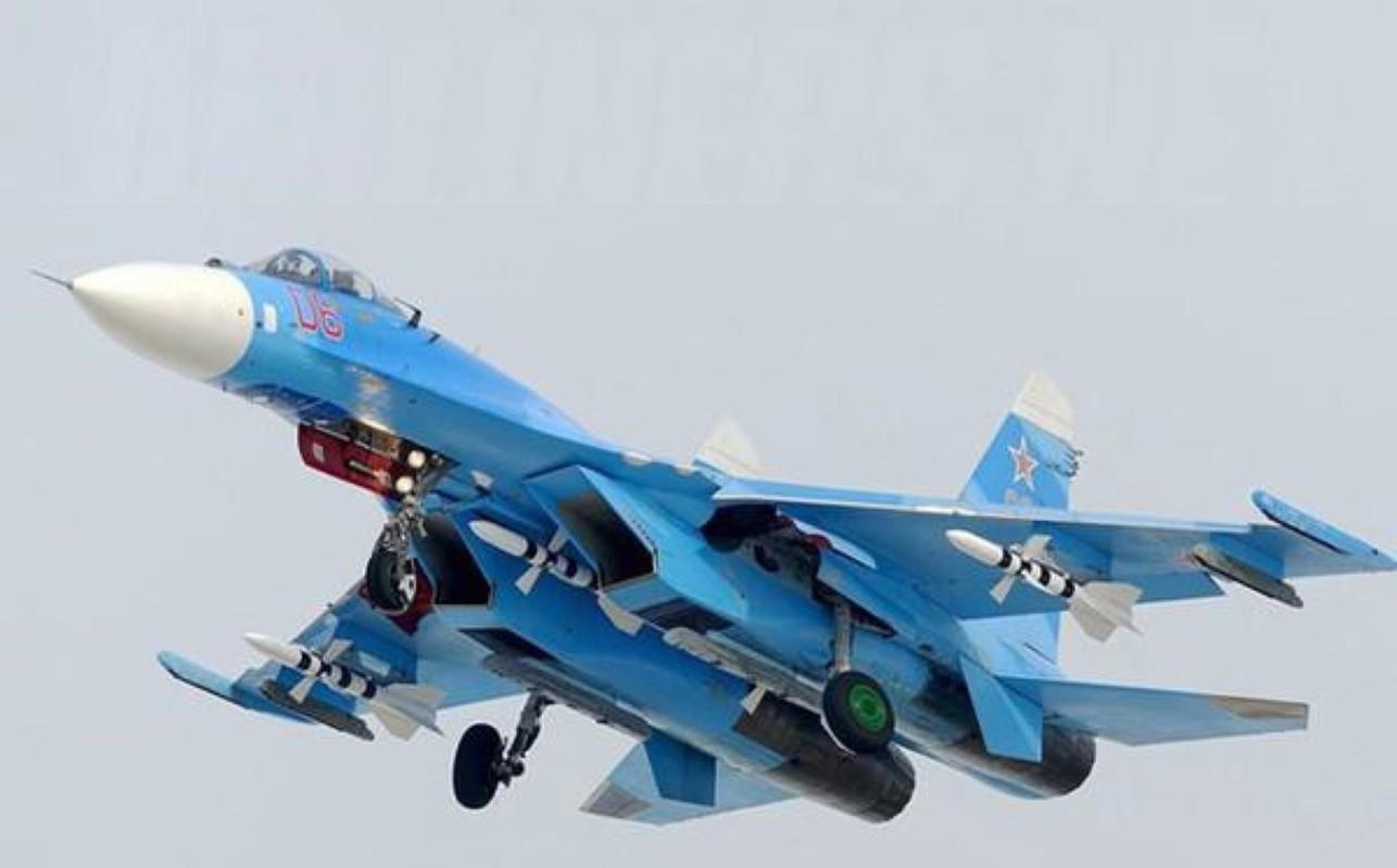 Khong can Su-30/35, chi can Su-27SM3 Nga da vuot troi khong quan Ukraine