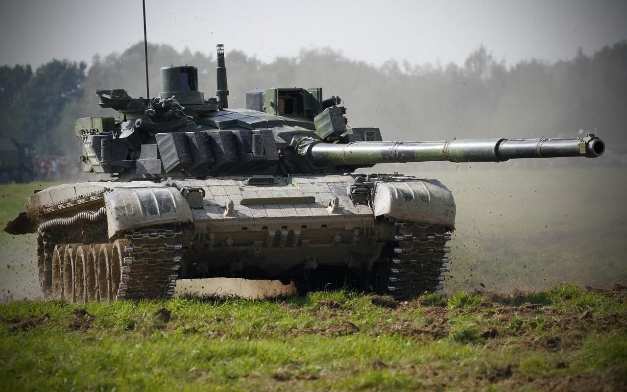 Bao My bat ngo khen ngoi xe tang T-72 Nga het loi!