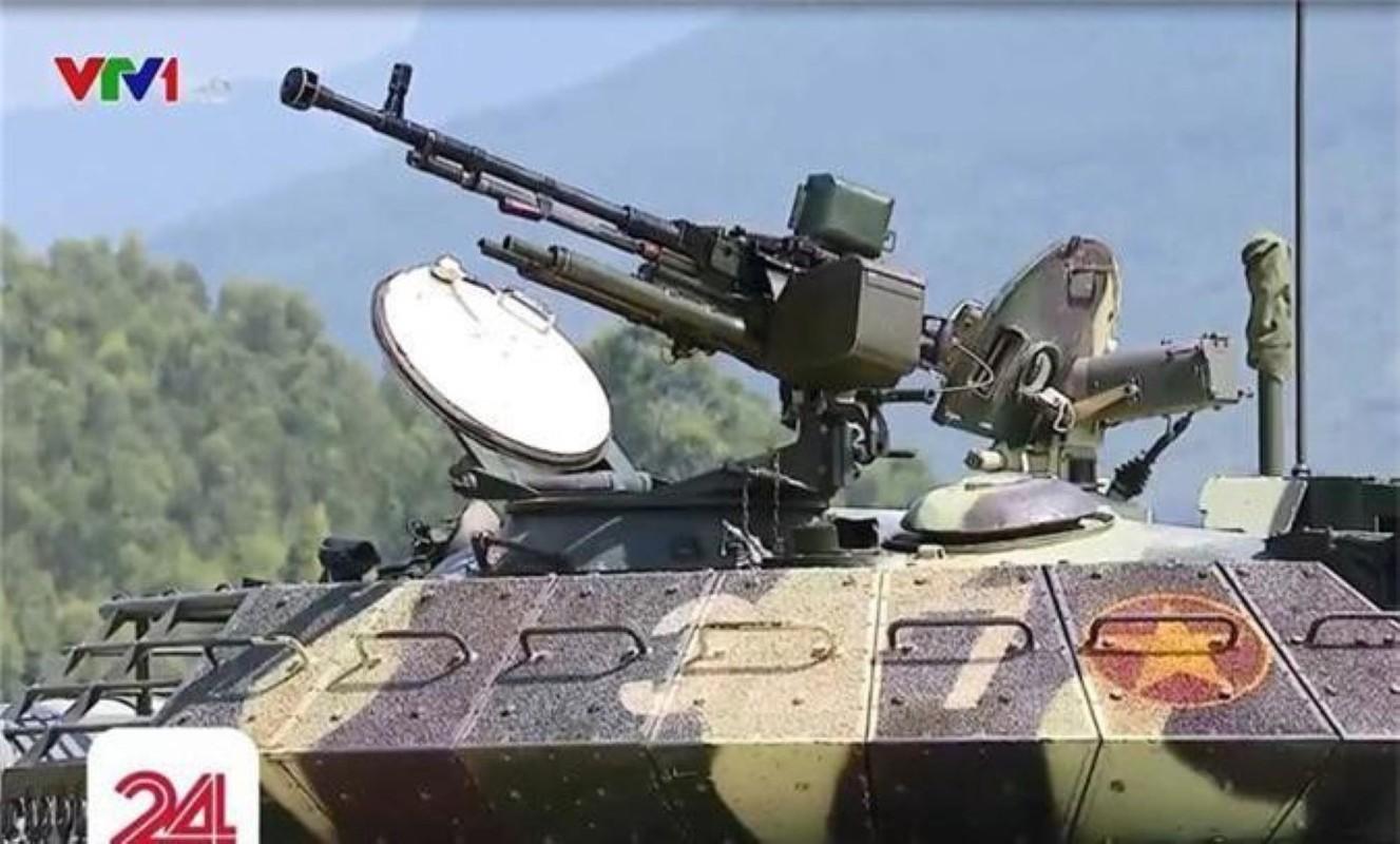 Bao Nga so sanh xe tang T-54M Viet Nam voi... Merkava cua Israel-Hinh-10