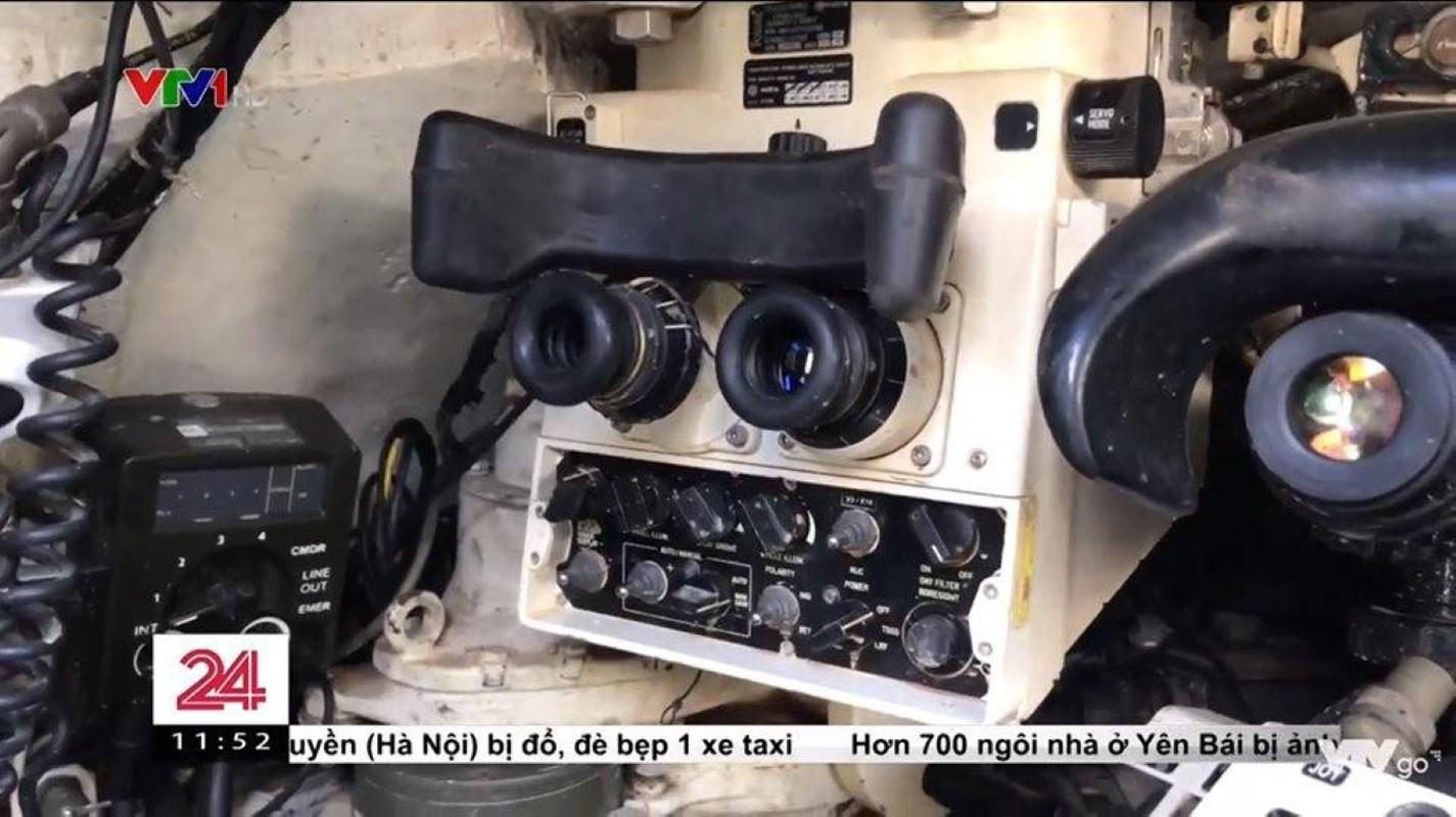 Bao Nga so sanh xe tang T-54M Viet Nam voi... Merkava cua Israel-Hinh-11