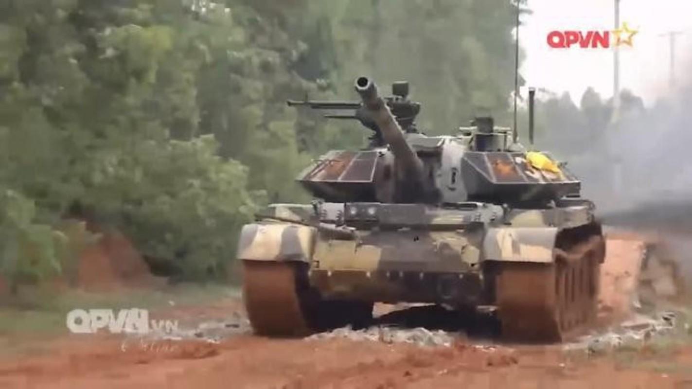Bao Nga so sanh xe tang T-54M Viet Nam voi... Merkava cua Israel-Hinh-3