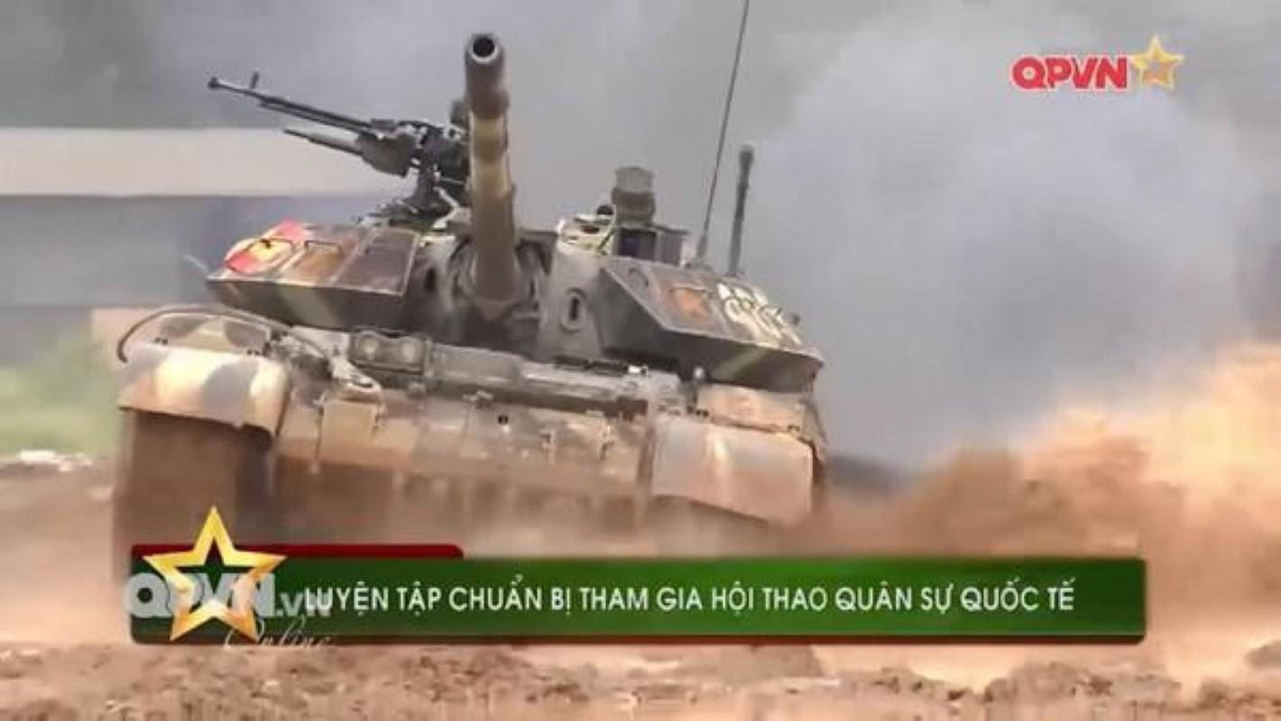 Bao Nga so sanh xe tang T-54M Viet Nam voi... Merkava cua Israel-Hinh-4