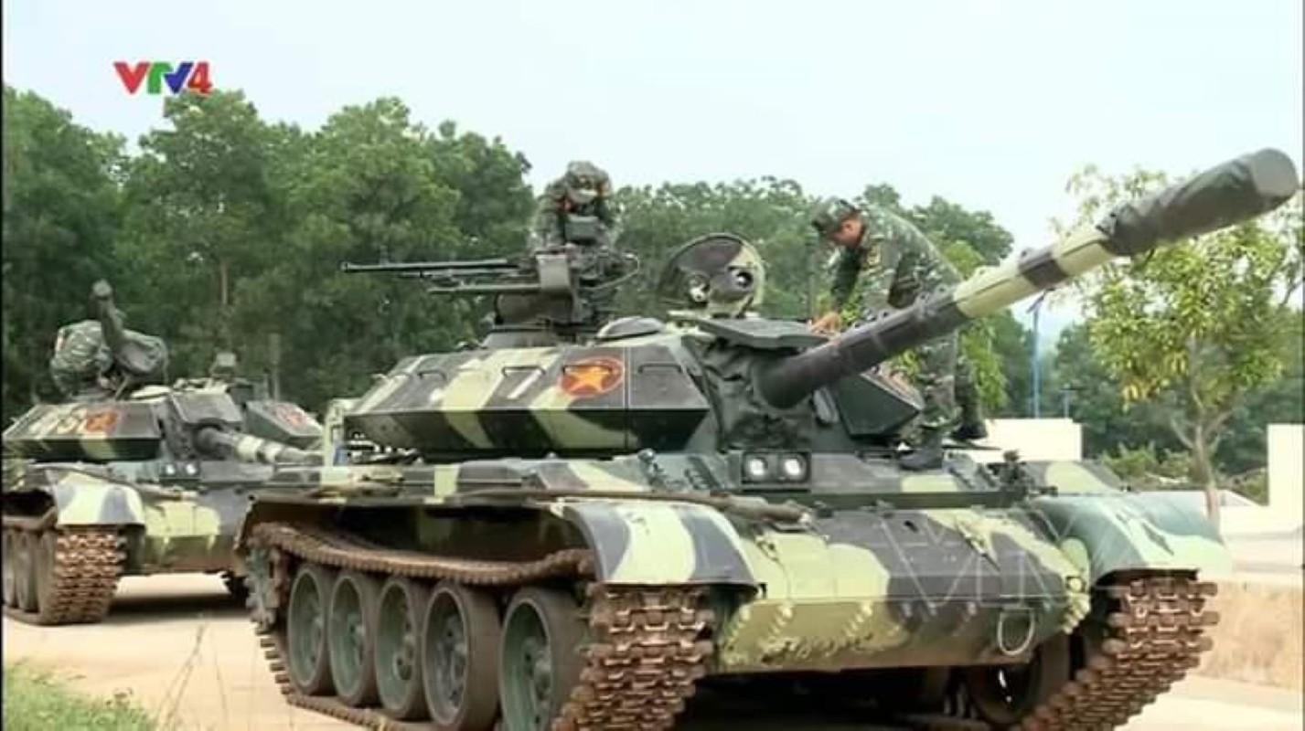 Bao Nga so sanh xe tang T-54M Viet Nam voi... Merkava cua Israel-Hinh-6