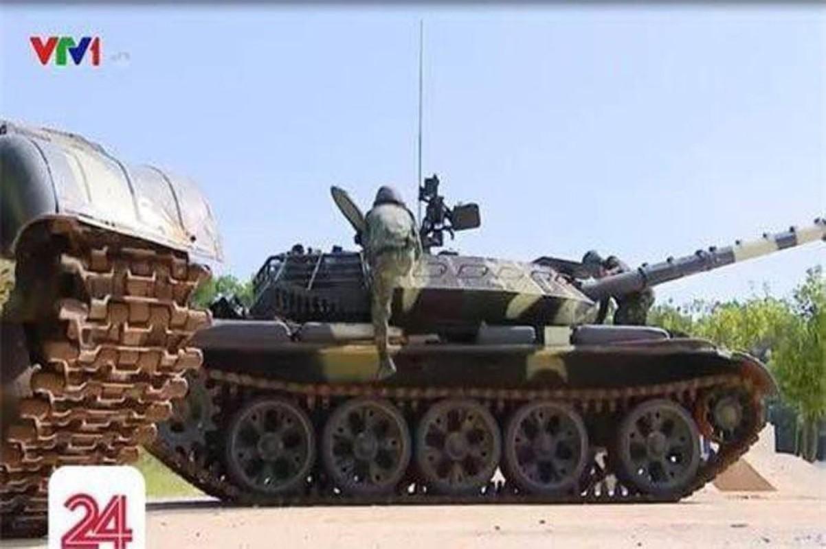 Bao Nga so sanh xe tang T-54M Viet Nam voi... Merkava cua Israel-Hinh-8