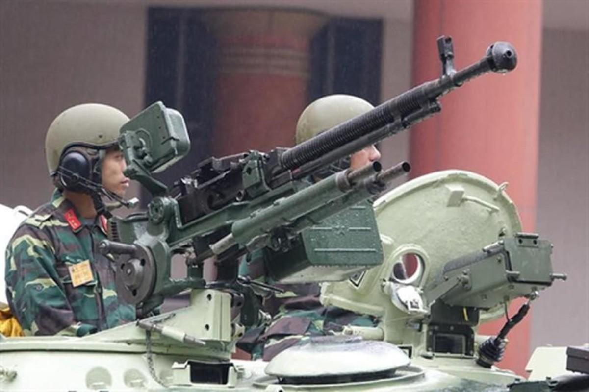 Bao Nga so sanh xe tang T-54M Viet Nam voi... Merkava cua Israel-Hinh-9