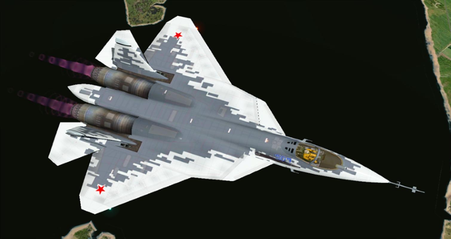 He lo thoi diem tau san bay Nga duoc trang bi tiem kich tang hinh Su-57-Hinh-10