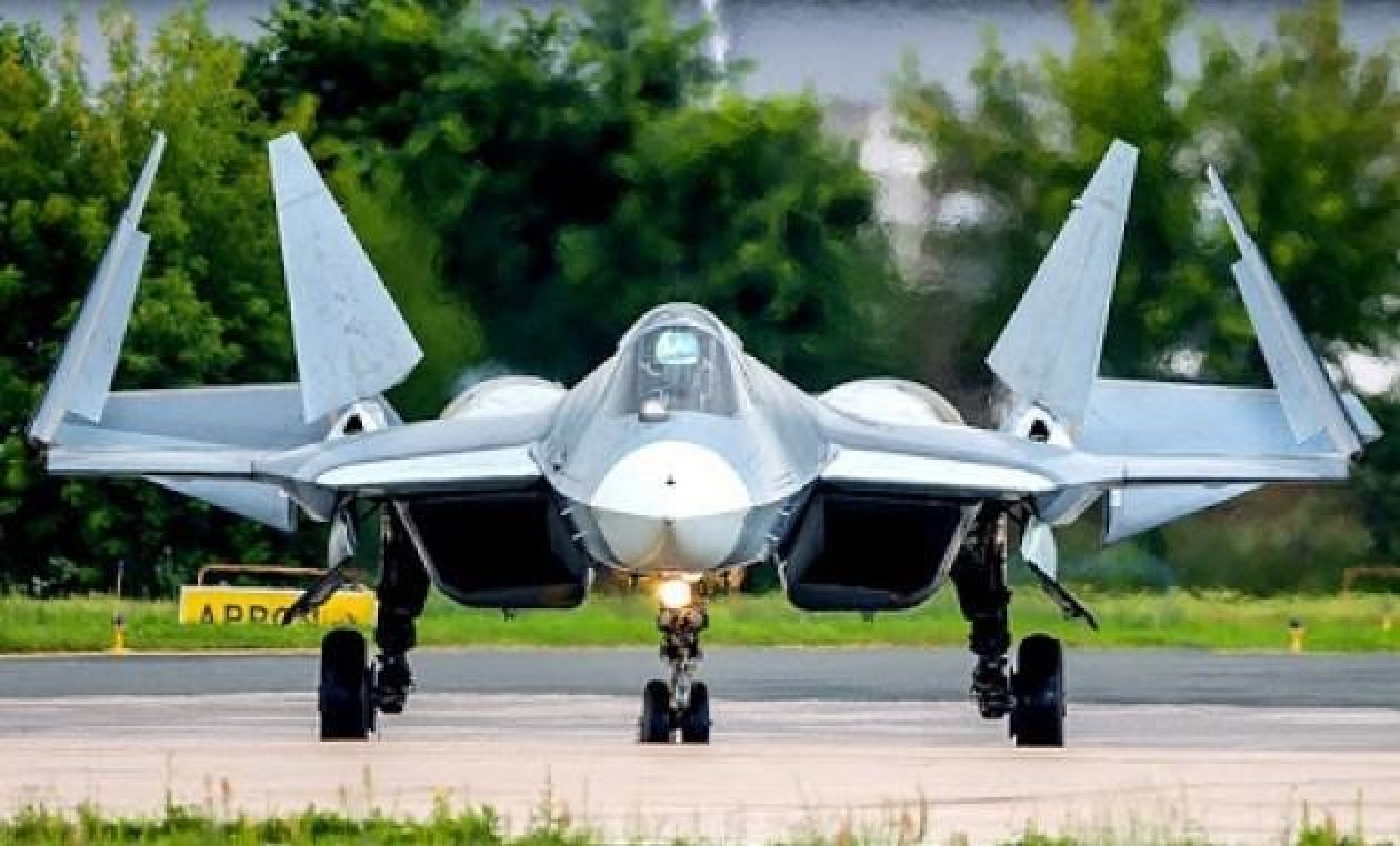 He lo thoi diem tau san bay Nga duoc trang bi tiem kich tang hinh Su-57-Hinh-5