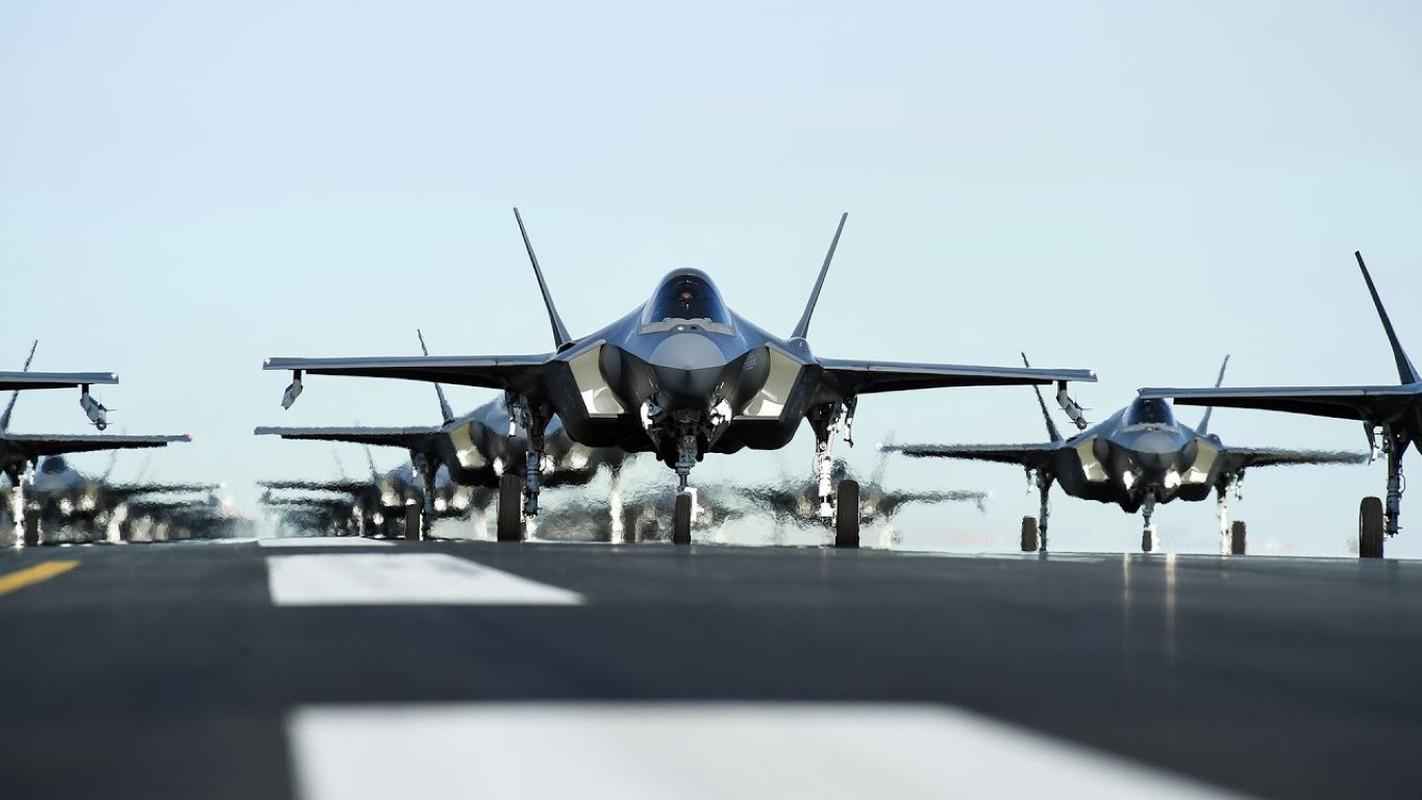 Bat ngo: Khong quan My dang co nhieu F-35 hon ca F-15 va F-10-Hinh-3