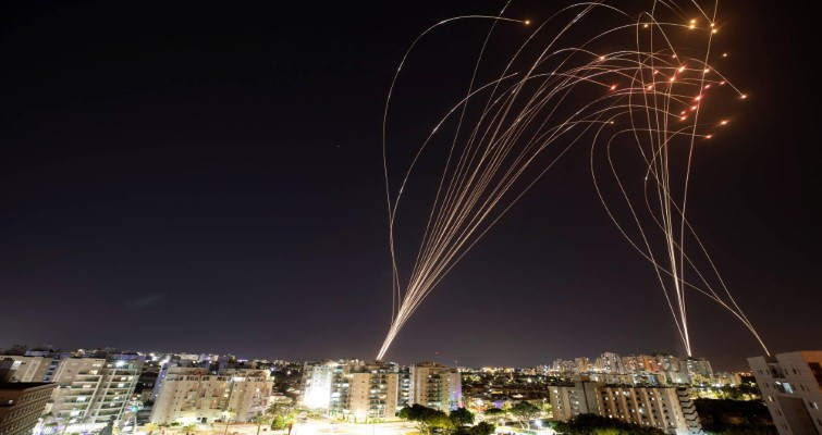 Russian Dai said that he was concerned about the effect of the Iron Dome-Hinh-5 system