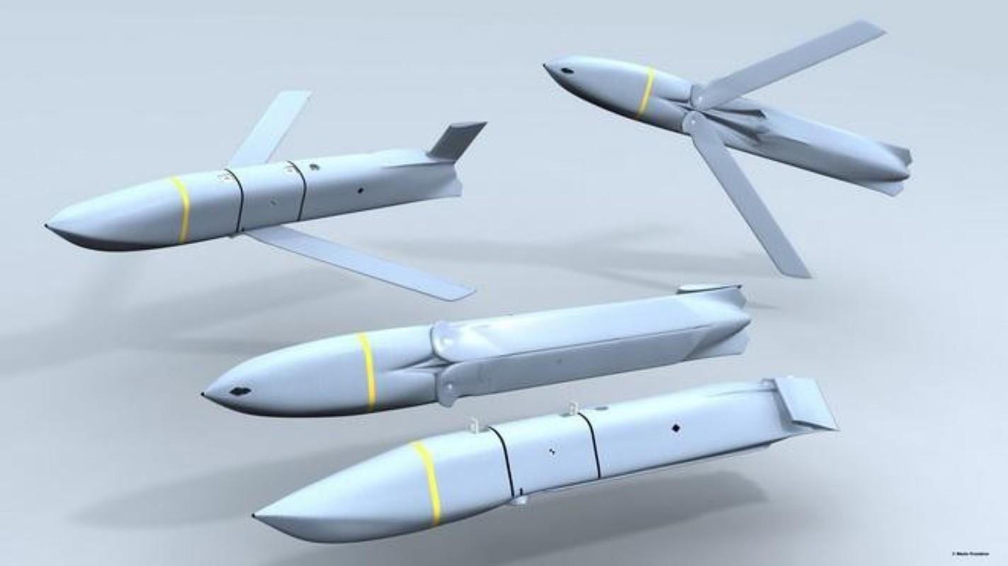 Tiem kich F-15E gay soc khi mang cung luc 5 ten lua tang hinh nang 1 tan-Hinh-14