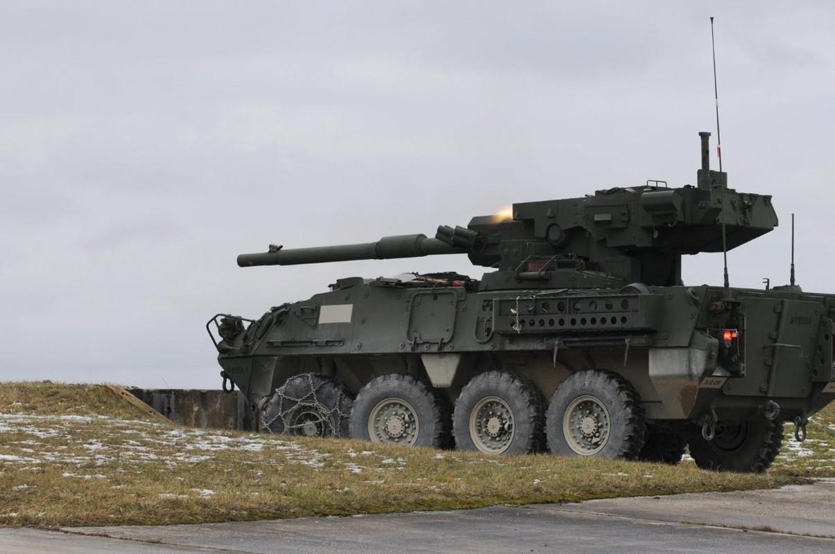 My tim doi tac nhuong lai toan bo xe tang banh lop M1128 MGS-Hinh-10
