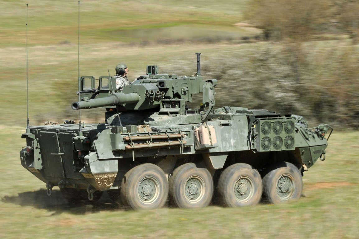 My tim doi tac nhuong lai toan bo xe tang banh lop M1128 MGS-Hinh-11
