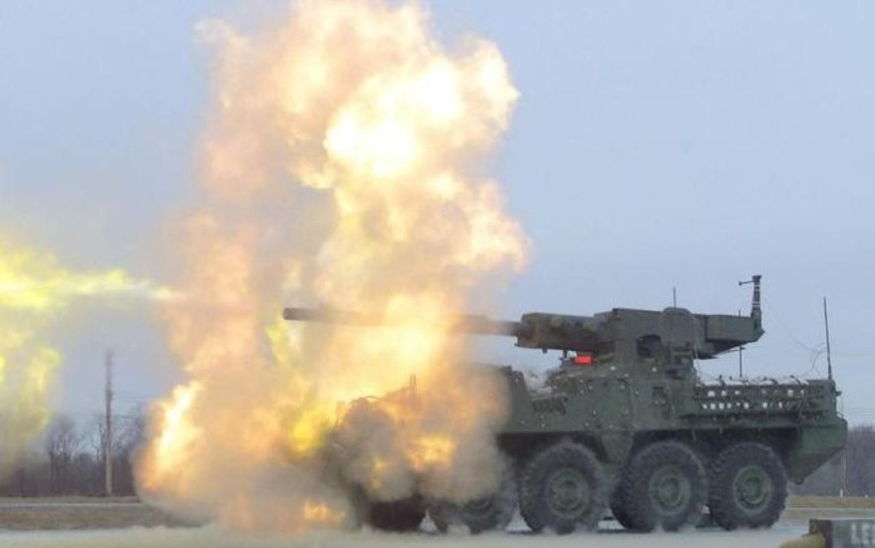 My tim doi tac nhuong lai toan bo xe tang banh lop M1128 MGS-Hinh-2