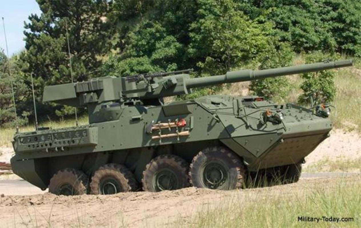 My tim doi tac nhuong lai toan bo xe tang banh lop M1128 MGS-Hinh-4