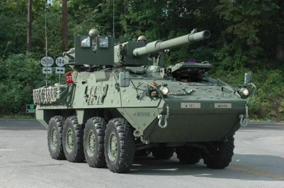 My tim doi tac nhuong lai toan bo xe tang banh lop M1128 MGS-Hinh-5