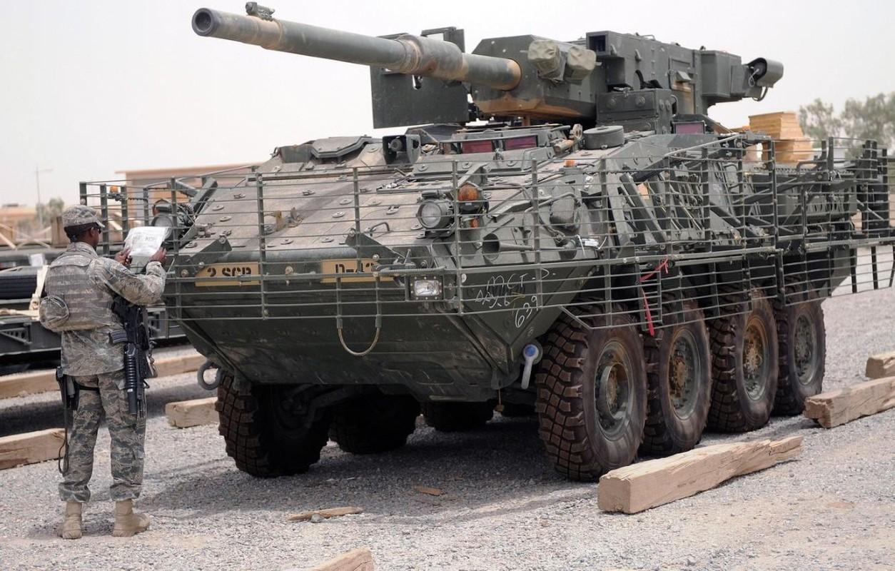 My tim doi tac nhuong lai toan bo xe tang banh lop M1128 MGS-Hinh-8