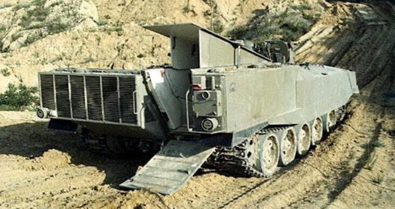 Hoan cai xe tang T-54/55 thanh xe boc thep cho quan, Israel khien ca the gioi kinh ngac-Hinh-15