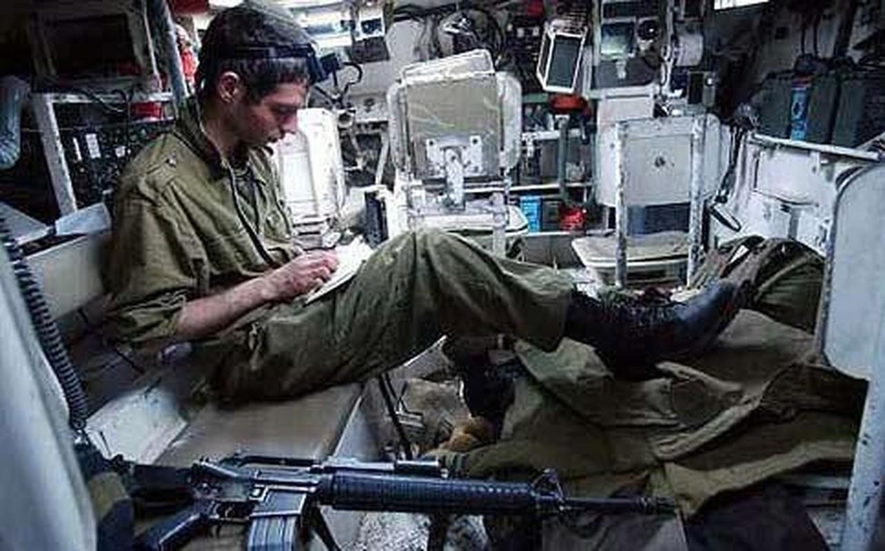 Hoan cai xe tang T-54/55 thanh xe boc thep cho quan, Israel khien ca the gioi kinh ngac-Hinh-7