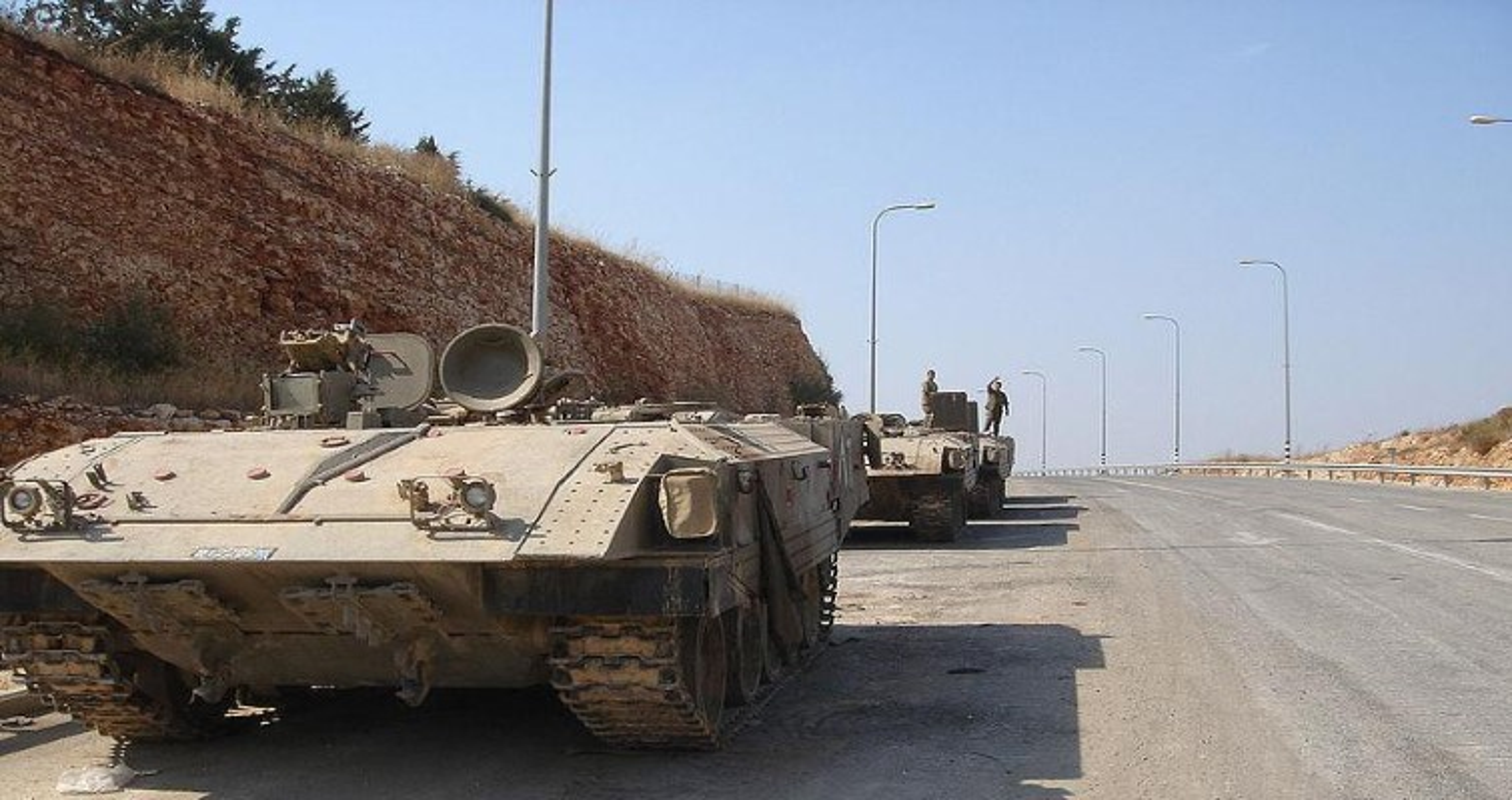 Hoan cai xe tang T-54/55 thanh xe boc thep cho quan, Israel khien ca the gioi kinh ngac-Hinh-9