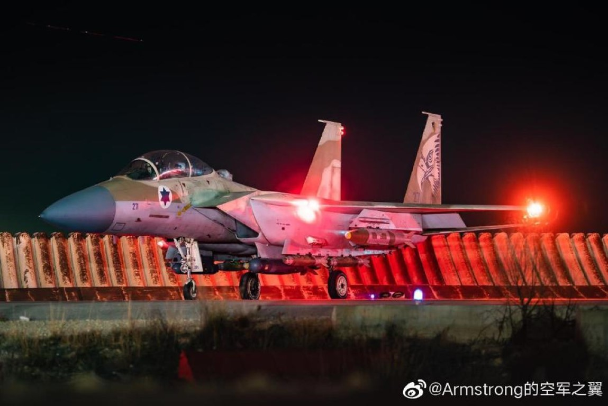 What aircraft and bombs did Israel use to name Hamas?-Hinh-5