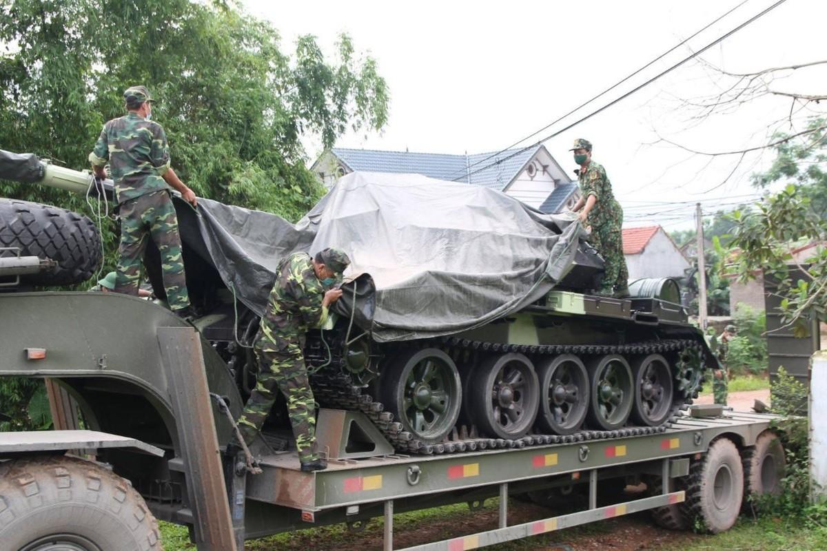 Xe tang T-54 nang cap bat dau duoc ban giao hang loat cho don vi tac chien-Hinh-5