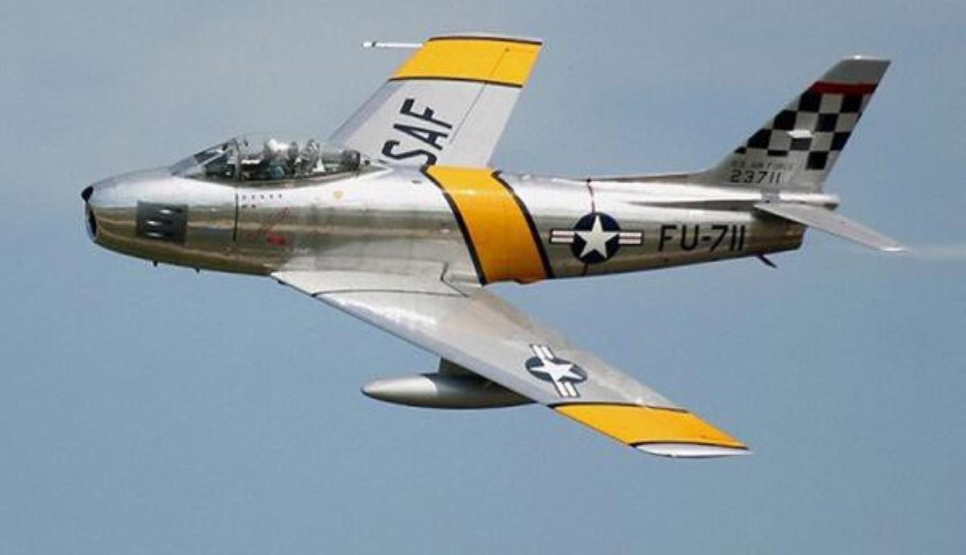 F-86 My, khac tinh cua MiG-15 tren ban dao Trieu Tien-Hinh-13