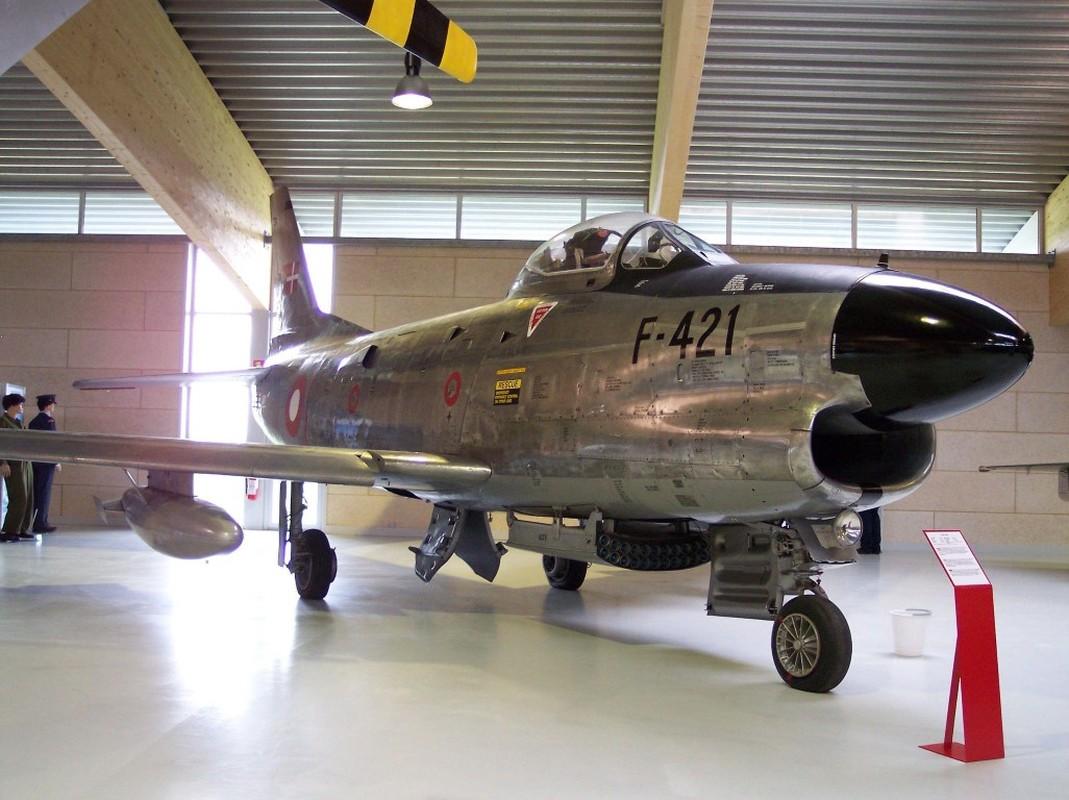 F-86 My, khac tinh cua MiG-15 tren ban dao Trieu Tien-Hinh-19