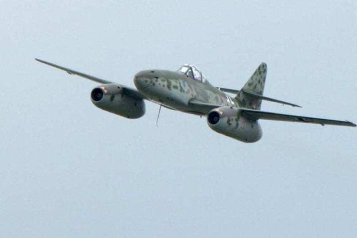 F-86 My, khac tinh cua MiG-15 tren ban dao Trieu Tien-Hinh-2