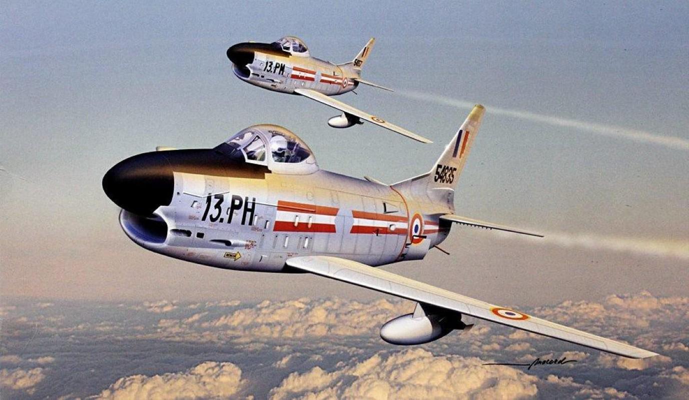 F-86 My, khac tinh cua MiG-15 tren ban dao Trieu Tien-Hinh-25