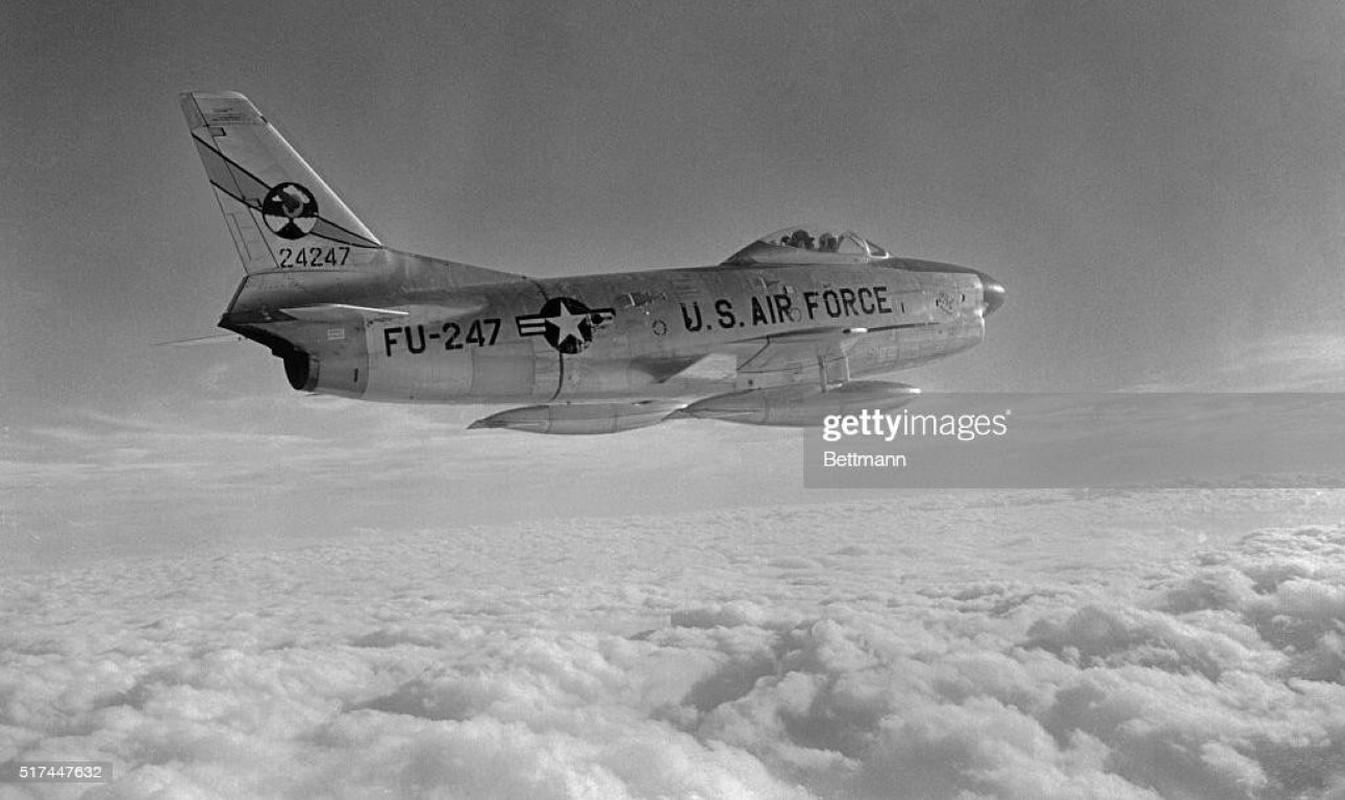 F-86 My, khac tinh cua MiG-15 tren ban dao Trieu Tien-Hinh-26