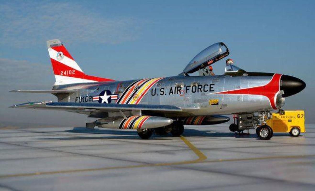 F-86 My, khac tinh cua MiG-15 tren ban dao Trieu Tien-Hinh-27