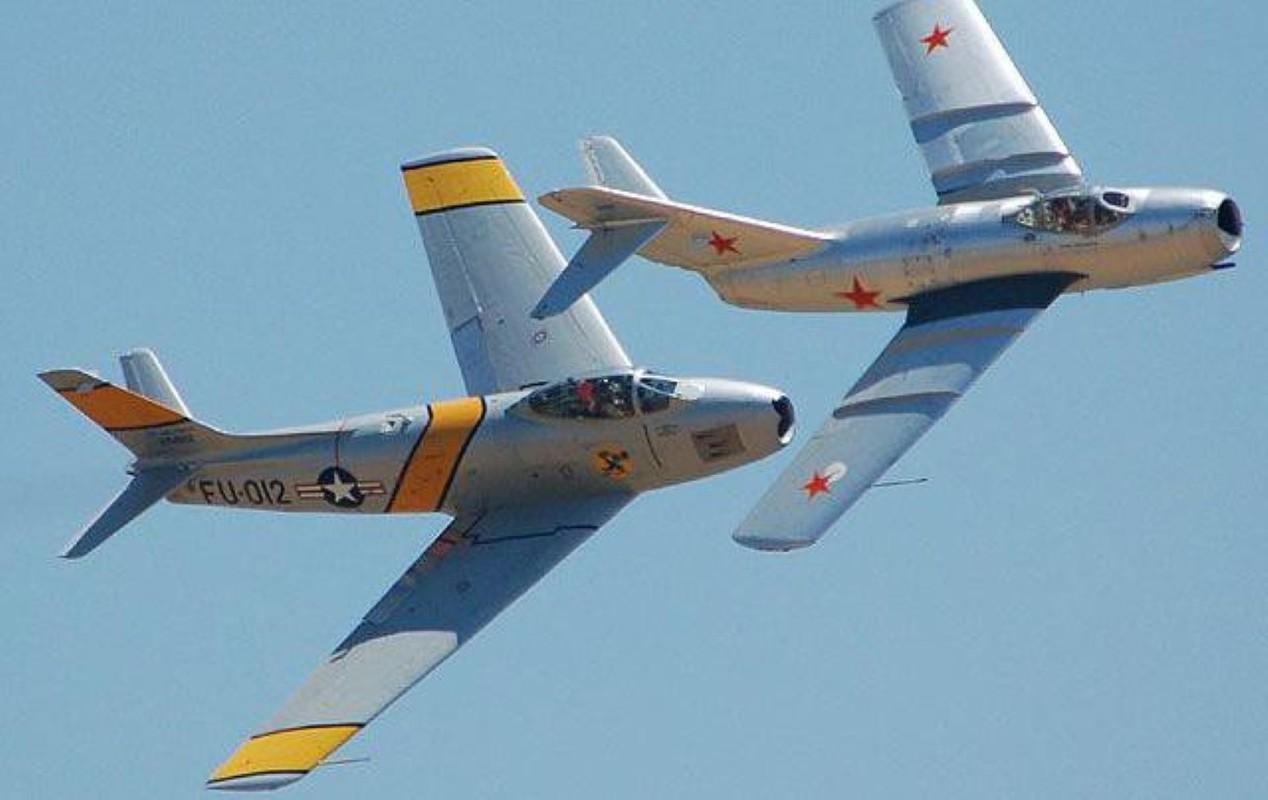 F-86 My, khac tinh cua MiG-15 tren ban dao Trieu Tien-Hinh-4
