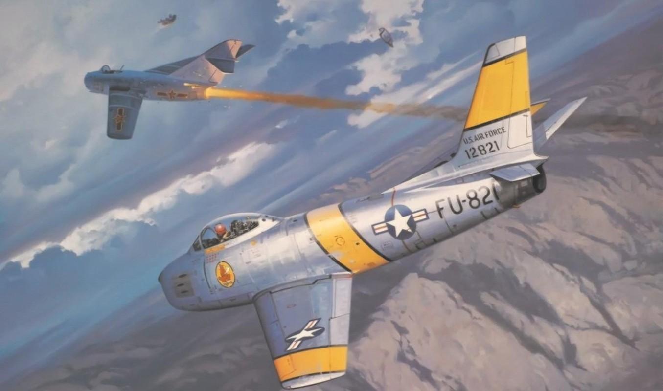 F-86 My, khac tinh cua MiG-15 tren ban dao Trieu Tien-Hinh-6